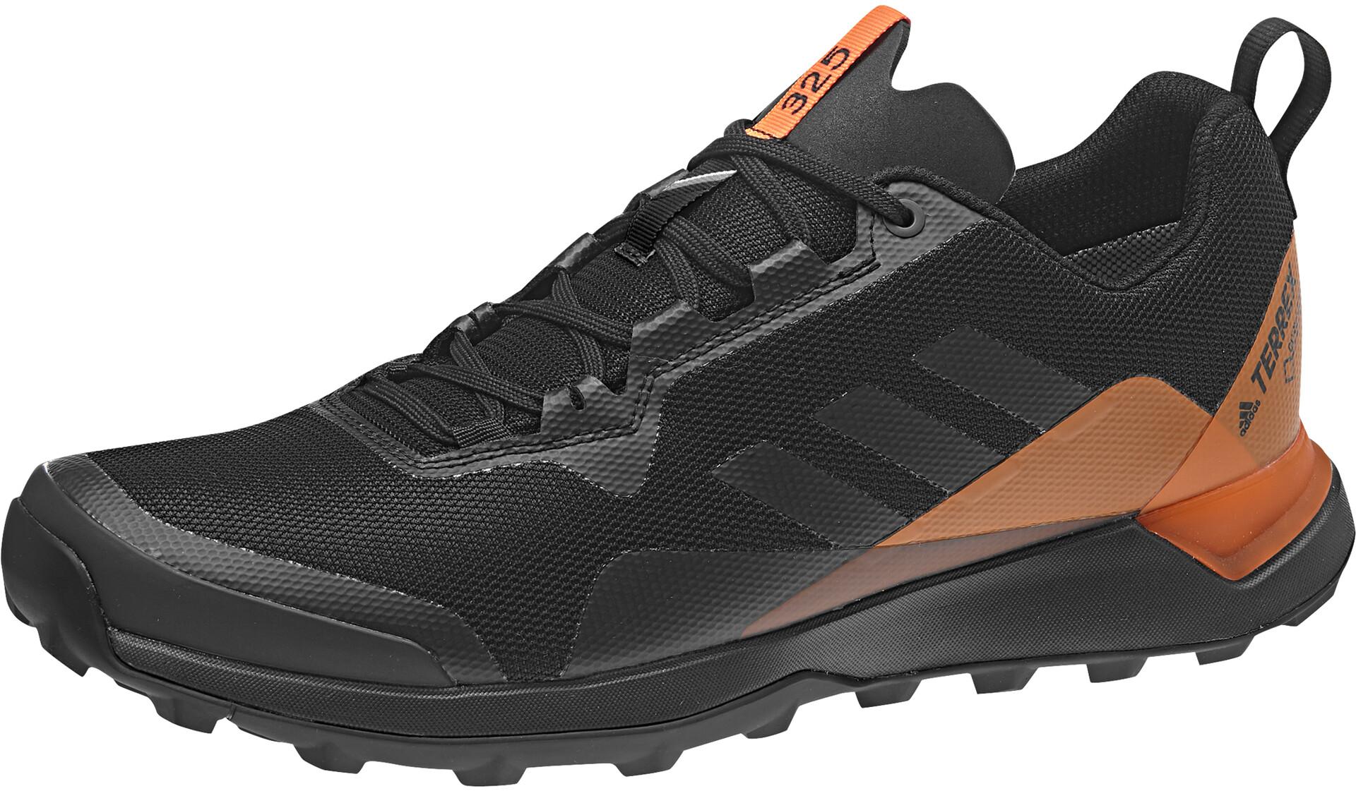 zapatillas running hombre adidas naranjas